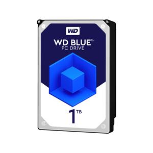 Western Digital Interne harde schijf 1 TB Blue Desktop