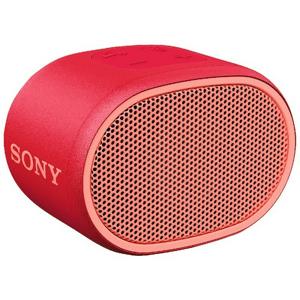 Sony Draagbare Bluetooth speaker IPX5 Rood