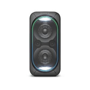 Sony Audiosysteem Bluetooth Zwart