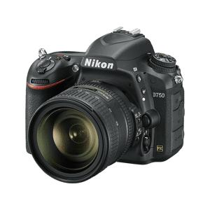 Nikon Reflexcamera D750 + 24-85mm