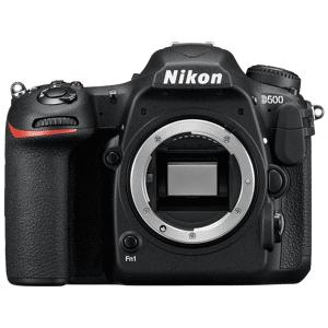 Nikon Reflexcamera D500 Body