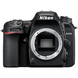 Nikon Reflexcamera D7500 Body