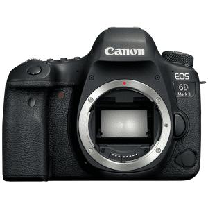 Canon Reflexcamera EOS 6D Mark II Body
