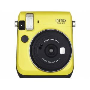 Fujifilm Instax Mini 70 Geel