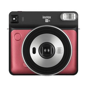 Fujifilm Instant camera Instax Square SQ6 Ruby Red
