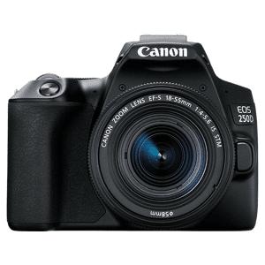 Canon Reflexcamera EOS 250D + 18-55mm