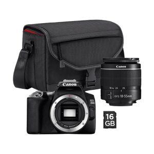 Canon Reflexcamera EOS 250D + 18-55mm + Accessoires