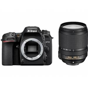 Nikon Reflexcamera D7500 18-140 mm DX VR