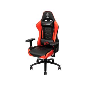 MSI Gaming stoel Zwart / Rood