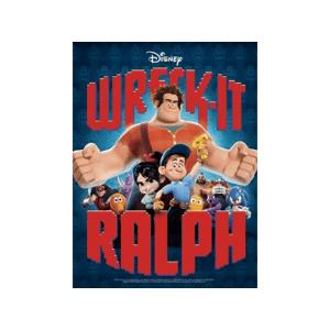 Disney Wreck-It Ralph DVD