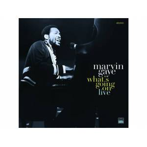 MOTOWN Marvin Gaye - What's Going On