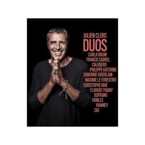 PLG FRANCE Julien Clerc - Duos Vinyl