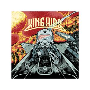 DIRTBAG King Hiss - Earthquaker CD