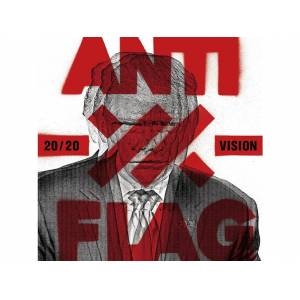CAROLINE Anti-Flag - 20/20 VISION CD