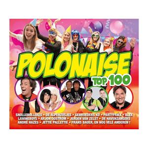 Sony Verschillende Artiesten - Polonaise Top 100 CD