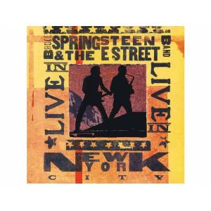 COLUMBIA Bruce Springsteen & The E Street Band - Live in New York City Vinyl