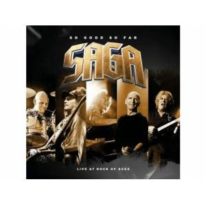 EARMUSIC Saga - So Good So Far CD