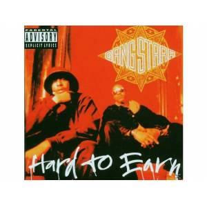 CAPITOL Gang Starr - Hard To Earn CD