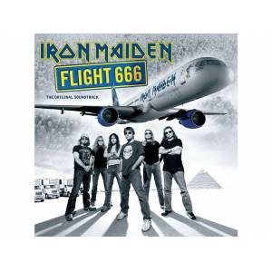 PLG UK FRO Iron Maiden - Flight 666: The Original Sound CD
