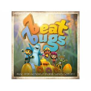 UNIVERSAL The Beat Bugs - Beat Bugs: Best Of Seasons 1 & 2 CD
