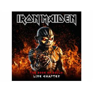 PLG UK FRO Iron Maiden - Book of Souls: Live Vinyl