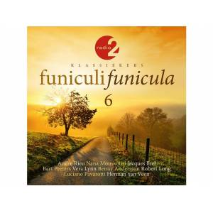 UNIVERSAL VARIOUS - Funiculi Funicula 6 CD