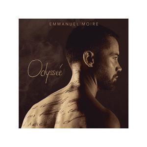 Mercury Emmanuel Moire - Odyssee CD