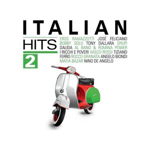 UNIVERSAL Verschillende artiesten - Italian hits. Vol. 2 CD