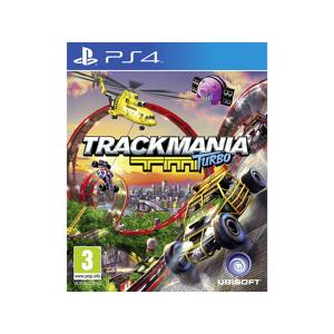UBISOFT Trackmania Turbo NL/FR PS4