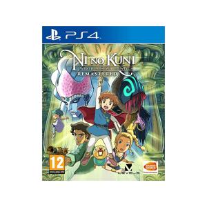 NAMCO Ni No Kuni: Wrath Of The White Witch Remastered UK PS4