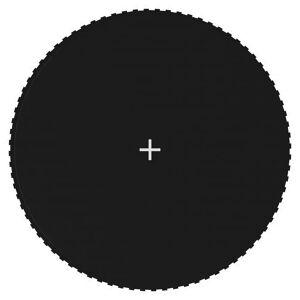 vidaXL Springmat voor 14 feet/4,27 m ronde trampoline stof zwart