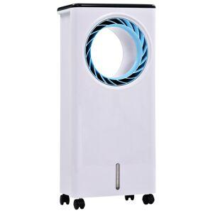 vidaXL 3-in-1 Luchtbevochtiger mobiel Purifier 80 W