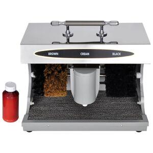 vidaXL Automatische schoenpoetsmachine