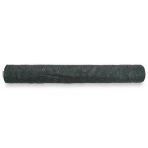 vidaXL Tennisnet 1x100 m HDPE groen