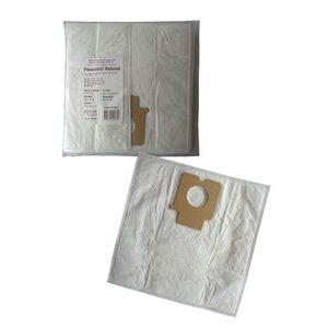 Panasonic MC-E862 stofzuigerzakken Microvezel (10 zakken, 1 filter)