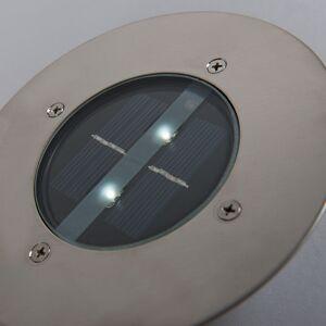 Ranex Spot de sol avec LED sur l'énergie solaire IP44 - Jorden