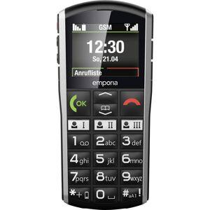 Emporia SIMPLICITY V27 Mobiele telefoon Zwart