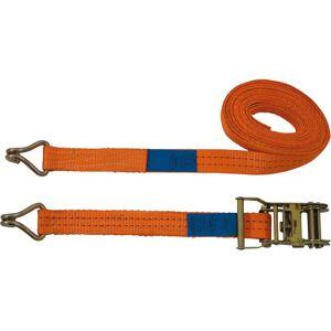 Petex 43192835 Spanband (tweedelig) Trekkracht (lc) vastbinden (enkel/direct)=1000 daN (l x b) 6 m x 35 mm