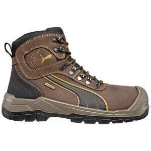 PUMA Safety Sierra Nevada Mid 630220-48 Hoge veiligheidsschoenen S3 Maat: 48 Bruin 1 paar