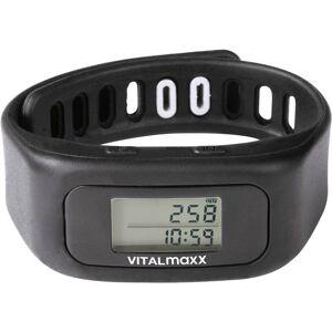 VitalMaxx Activiteitentracker Zwart
