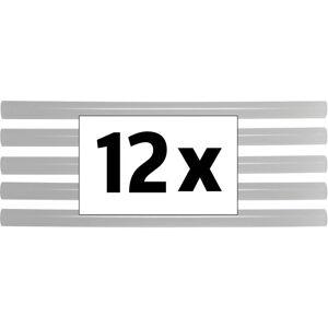 TOOLCRAFT TC-7200X12T Lijmstick 7 mm 100 mm Transparant 60 g 12 stuk(s)