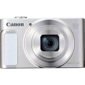 Canon PowerShot SX620HS Digitale camera 20 Mpix Zoom optisch: 25 x Wit Full-HD video-opname, WiFi