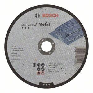 Bosch Accessories 2608603167 2608603167 Doorslijpschijf recht 180 mm 22.23 mm 1 stuk(s)