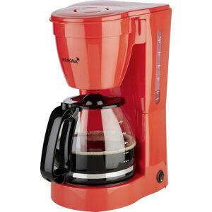 Korona 10117 Koffiezetapparaat Rood Capaciteit koppen: 12 Warmhoudfunctie
