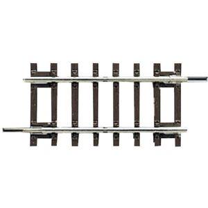 Roco H0 Roco RocoLine (zonder ballastbed) 42413 Rechte rails G1/4 57.5 mm