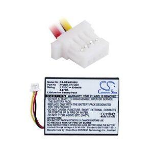 Dell PERC H710 accu (830 mAh)