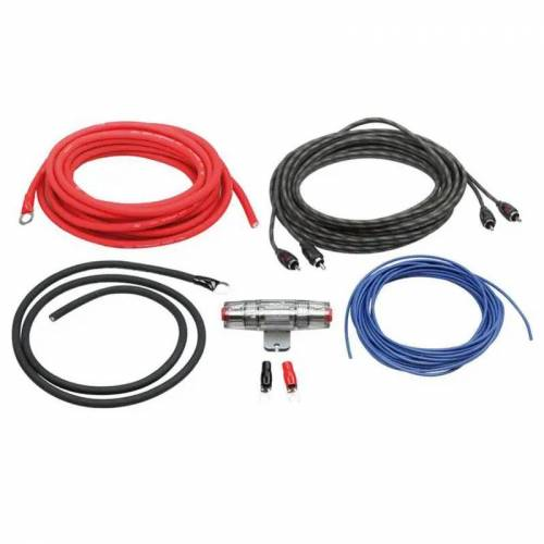 ACV Aansluitset voor Aftermarket Car Audio - Tot 500 watt
