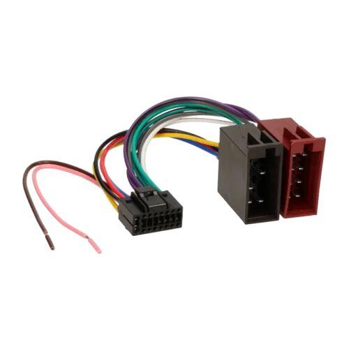 KD ISO kabel voor JVC (22 x 9,5mm) autoradio