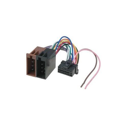 KD ISO kabel voor SONY (22x10.5mm) autoradio