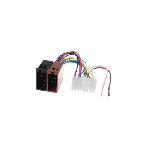 KD ISO kabel voor ALPINE (32.5x7.5mm) autoradio